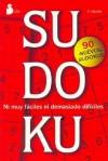 Sudoku - Editorial Sirio, Sirio Editorial