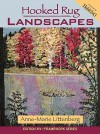 Hooked Rug Landscapes [With Pattern(s)] - Virginia P. Stimmel