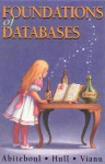 Foundations of Databases: The Logical Level - Serge Abiteboul, Richard Hull