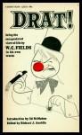 Drat W. C. Fields Book - W.C. Fields