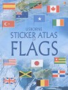 Sticker Atlas Flags (Sticker Atlas) - Gillian Doherty