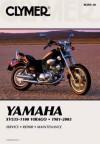 Yamaha XV535-1100 Virago, 1981-2003 (Clymer Motorcycle Repair) - Ed Scott