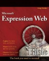 Microsoft Expression Web Bible - Greg Holden, Gregory A. Beamer