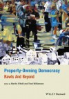 Property-Owning Democracy: Rawls and Beyond - Martin O'Neill, Thad Williamson
