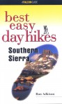 Best Easy Day Hikes Southern Sierra - Ron Adkison