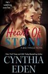 Heart of Stone (Bad Things #5) - Cynthia Eden