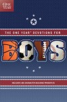 The One Year Devotions for Boys (One Year Book of Devotions for Boys) - Tyndale, Children's Bible Hour