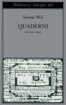 Quaderni Vol. III - Simone Weil, Giancarlo Gaeta