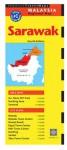 Sarawak Travel Map 4th Edition - Periplus Editors, Periplus Editors