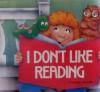 I Don't Like Reading - Virginia Arnold