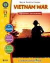 Vietnam War: Grades 5-8 [With Transparencies] - Andrew Davis