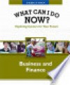 WHAT CAN I DO NOW! BUSINESS AND FINANCE - Ferguson