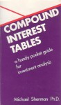 Compound Interest Tables - Michael Sherman