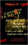 A preview on P.R. WELTE's JACK THE RIPPER - Philippe R. WELTE, Pierre BELLEMARE