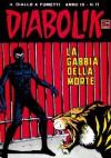 DIABOLIK (165): La gabbia della morte (Italian Edition) - Angela Giussani, Luciana Giussani