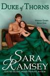 Duke of Thorns (Heiress Games Book 1) - Sara Ramsey