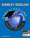 Shurley English Level 4, Practice Booklet: Home Schooling Edition - Brenda Shurley