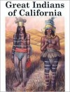 Indians of California-Coloring Book - Mariano Vallejo, Hubert Howe Bancroft