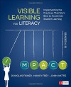 Visible Learning for Literacy, Grades K-12: Implementing the Practices That Work Best to Accelerate Student Learning (Corwin Literacy) - Douglas B. Fisher, Nancy Frey, John A. (Allan) Hattie