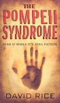 The Pompeii Syndrome - David Rice