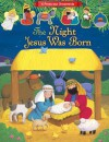 The Night Jesus Was Born - Lori C Froeb, Estelle Corke