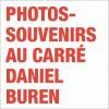 Daniel Buren: Photos-Souvenirs Au Carre - Daniel Buren, Pierre-Alexis Dumas