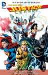 Justice League, Vol. 3: Throne of Atlantis - Geoff Johns, Ivan Reis