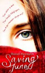 Saving June - Hannah Harrington