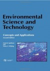 Environmental Science and Technology: Concepts and Applications - Frank R. Spellman, Nancy E. Whiting