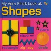 My Very First Look Shapes - Christiane Gunzi