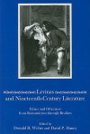 Levinas and Nineteenth-Century Literature: Ethics and Otherness from Romanticism Through Realism - Donald R. Wehrs, David P. Haney
