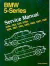 BMW 5-Series (E28): Service Manual: 1982-1988: 528e, 533i, 535i, 535is - Bentley Publishers