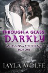 Through A Glass, Darkly (Assassins of Youth MC Book 1) - Layla Wolfe, Natasha Snow Designs