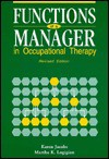 Functions of a Manager in Occupational Therapy - Karen Jacobs