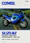 Suzuki GSX-R750 1988-1992 & Gsx750f Katana 1988-1996: Service, Repair, Maintenance - Clymer Publishing