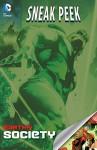 DC Sneak Peek: Earth 2: Society (2015) #1 - Daniel H. Wilson, Jorge Jimenez