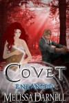 COVET Enhanced (The Clann, #2) - Melissa Darnell