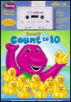 Barney's Count to 10 [With Book] - Lyrick Publishing