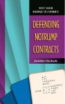 Defending Notrump Contracts (Test Your Bridge Technique) - David Bird, Tim Bourke