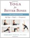 Yoga For Better Bones - Margaret Martin