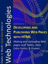 HTML: Creating and Uploading Web pages with Tables, Data Entry Forms, & Frames (Quick glance) - Charles Wood, Jason Wucinski