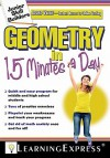 Geometry in 15 Minutes a Day - Learning Express LLC