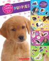 Soooo Cute!!!! Sticker Book: Puppies - Mae Brown