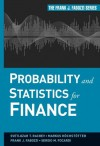 Probability and Statistics for Finance (Frank J. Fabozzi Series) - Fabozzi, Sergio M. Focardi, Svetlozar T. Rachev, Markus Hoechstoetter