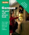 Berlitz German CD Pack With Phrase Book - Berlitz Guides
