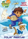 Polar Rescue! (Go, Diego, Go!) - Golden Books, Jason Fruchter