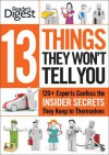 13 Things They Won't Tell You - Reader's Digest Association, Reader's Digest Association, Liz Vaccariello