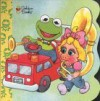 Muppet Babies Noisy Book - Tom Cooke, Francesca Olivieri