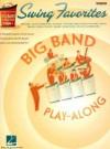 SWING FAVORITES BIG BAND PLAY-ALONG VOL. 1 TROMBONE BK/CD (Big Band Play-Along) - Songbook