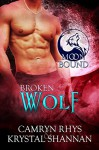 Broken Wolf (Moonbound Book 7) - Krystal Shannan, Camryn Rhys
